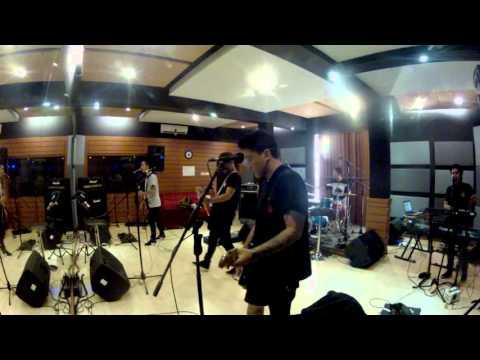 Rehearsal with Pee Wee Gaskins at Beatspace Studio