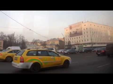 . Москва. Тверская-Бутырская - Путешествие по столице (ЦАО-САО)