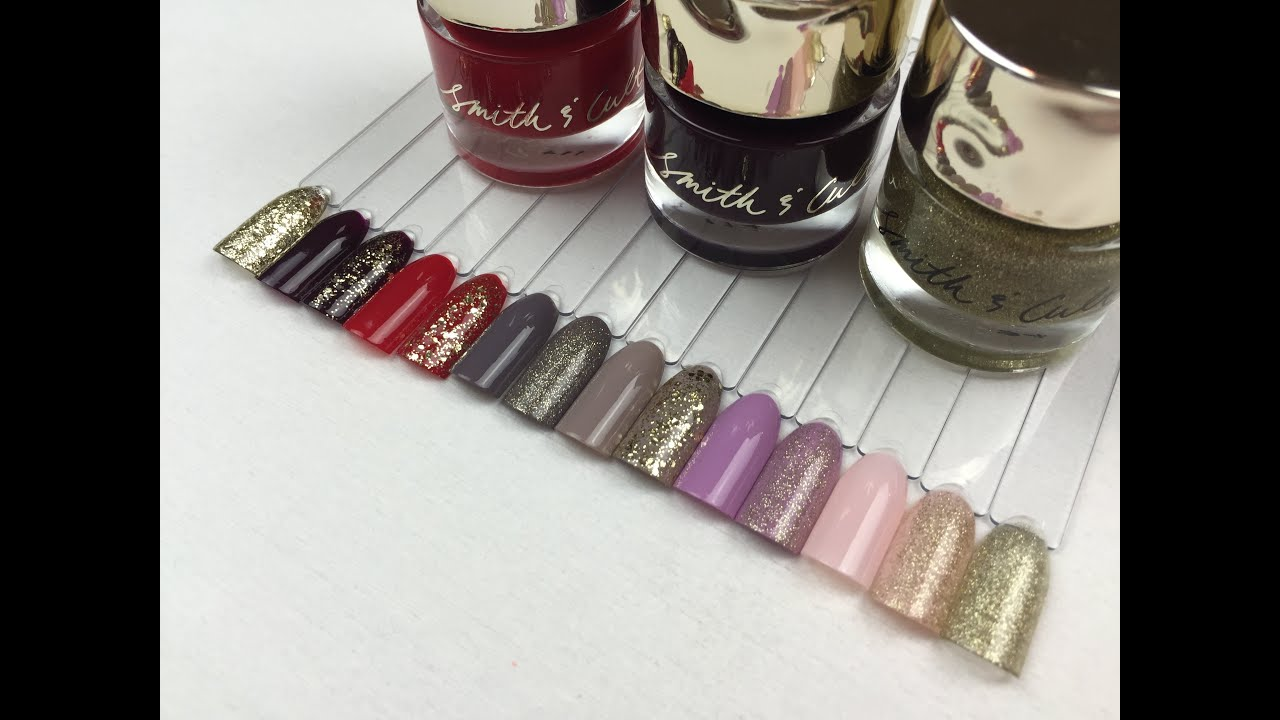 Smith Cult Polish Review Swatches