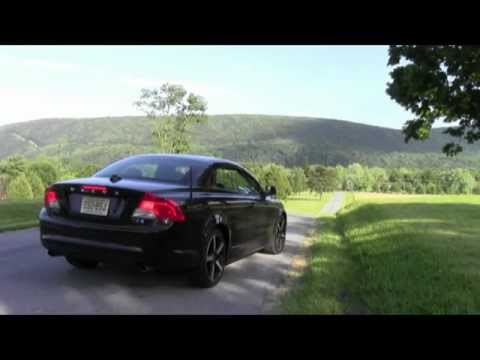 Volvo C70 Inscription Road Test & Review by Drivin' Ivan Katz
