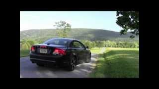 Volvo C70 Inscription Road Test & Review by Drivin' Ivan Katz