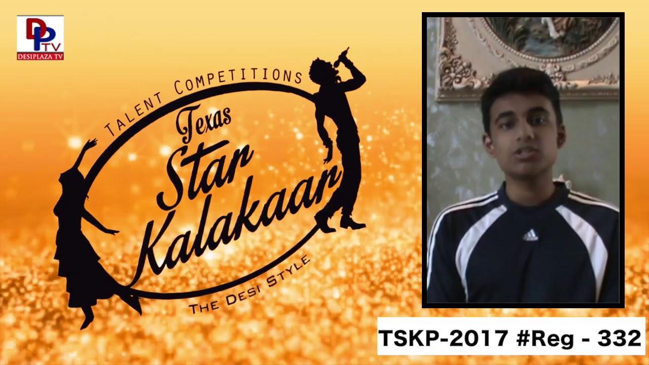 Reg# TSK2017P332- Texas Star Kalakaar 2017