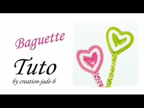 Tuto Rainbow Loom Fil Chenille Baguette Magique Youtube