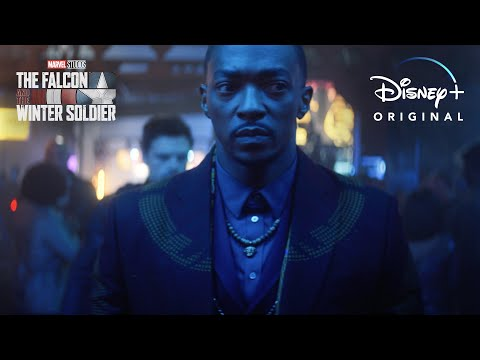 Action | Marvel Studios' The Falcon and The Winter Soldier | Disney+