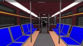 (ROBLOX) Nassau Transportation Authority (NTA) Orion VII OG Hybrid Going From Depot to Start Point!