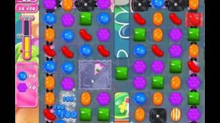 Candy Crush Saga level 650 (3 star, No boosters)