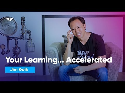 Speed Learning: Learn In Half The Time | Jim Kwik