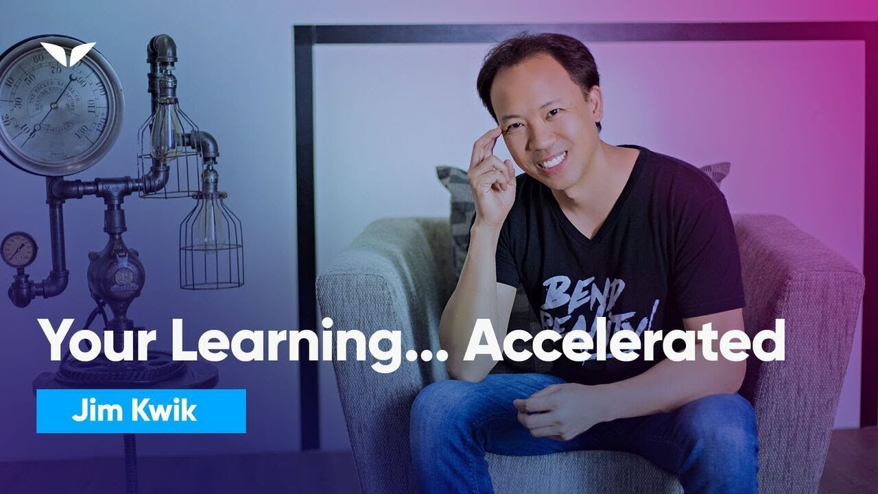 Speed Learning: How To Learn Anything In Half The Time | Jim Kwik