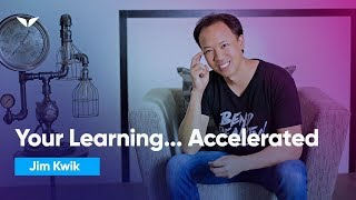 Gambar cover Speed Learning: Learn In Half The Time | Jim Kwik