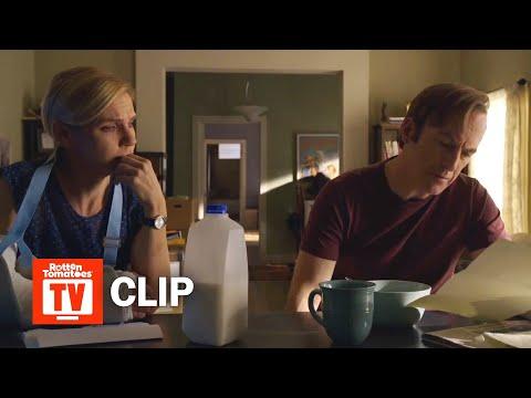 Better Call Saul S04E03 Clip | 'Reading Chuck's Letter' | Rotten Tomatoes TV