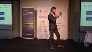 Alain Kunz - Strukturierte Digital Assets Produkte, und warum diese im Moment Sinn machen