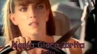 """Telenovela """"Gotita de Amor"""" Entrada, transmitida por MEGA (Chile)"""