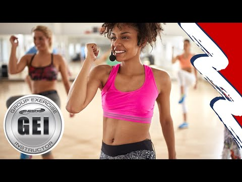 How to Teach Group Fitness Classes | Group Exercise Instructor