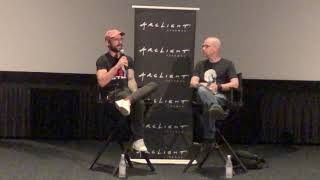 Riley Stearns, The Art Of Self Defense, Full Q & A