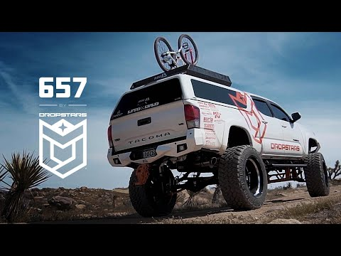Tough! 2019 Toyota Tacoma on Dropstars 657 Wheels (Part 1)