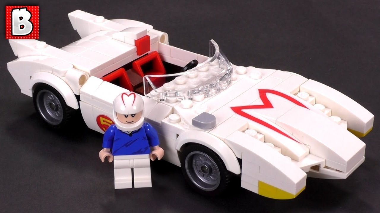 Speed racer mach five brick vault