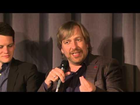 THE IMITATION GAME  Director Morten Tyldum Discusses Production Designer Maria Djurkovic