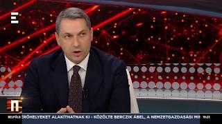 Lázár János a Napi aktuálisban (2017-12-20) -  ECHO TV