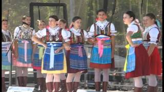 "Carpatho-Rusyn Folk Ensemble ""Čirčanka"" in USA, Sep. 2013 (2 of 2)"