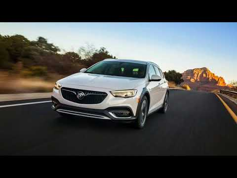 2018 Buick Regal TourX goes out on tour with its first station wagon in decades