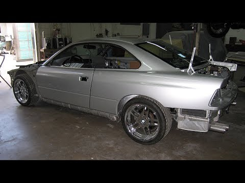 BMW E31 V12 Alpina B12 5.0 Coupe 850csi Restoration Project