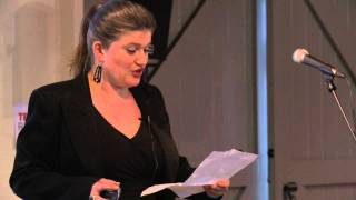 Social inclusion and why it matters: Vikki Butler at TEDxRiverTawe 2013