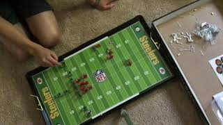 Quick Sunday sports chat plus an awesome electronic football game and a quick value pack review!