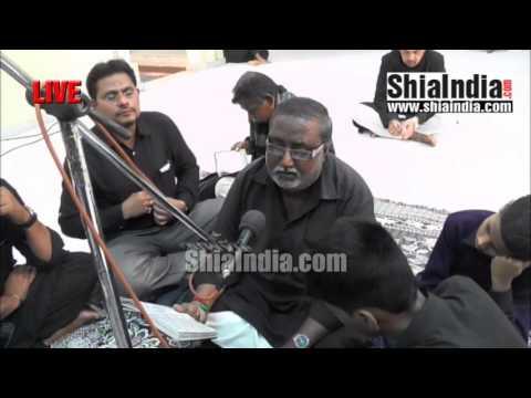 6th Rabi-Ul-Awwal Majlis From Magar Ki Bowli 1438-2016