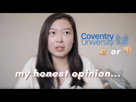 What I Think About My Uni 💭   Coventry University