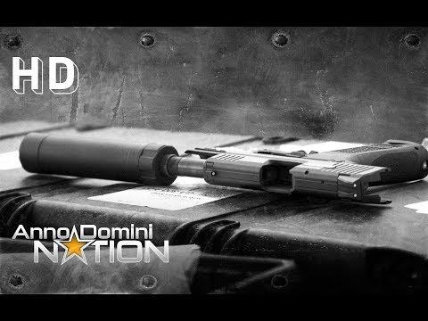 "Sinister Rap Beat Hip Hop Instrumental ""Silencer"" - Anno Domini Beats"