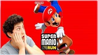 ¡¡ NEW SUPER MARIO RUN !!   EL NUEVO POKEMON GO? - El Juego Random#3 [WithZack]