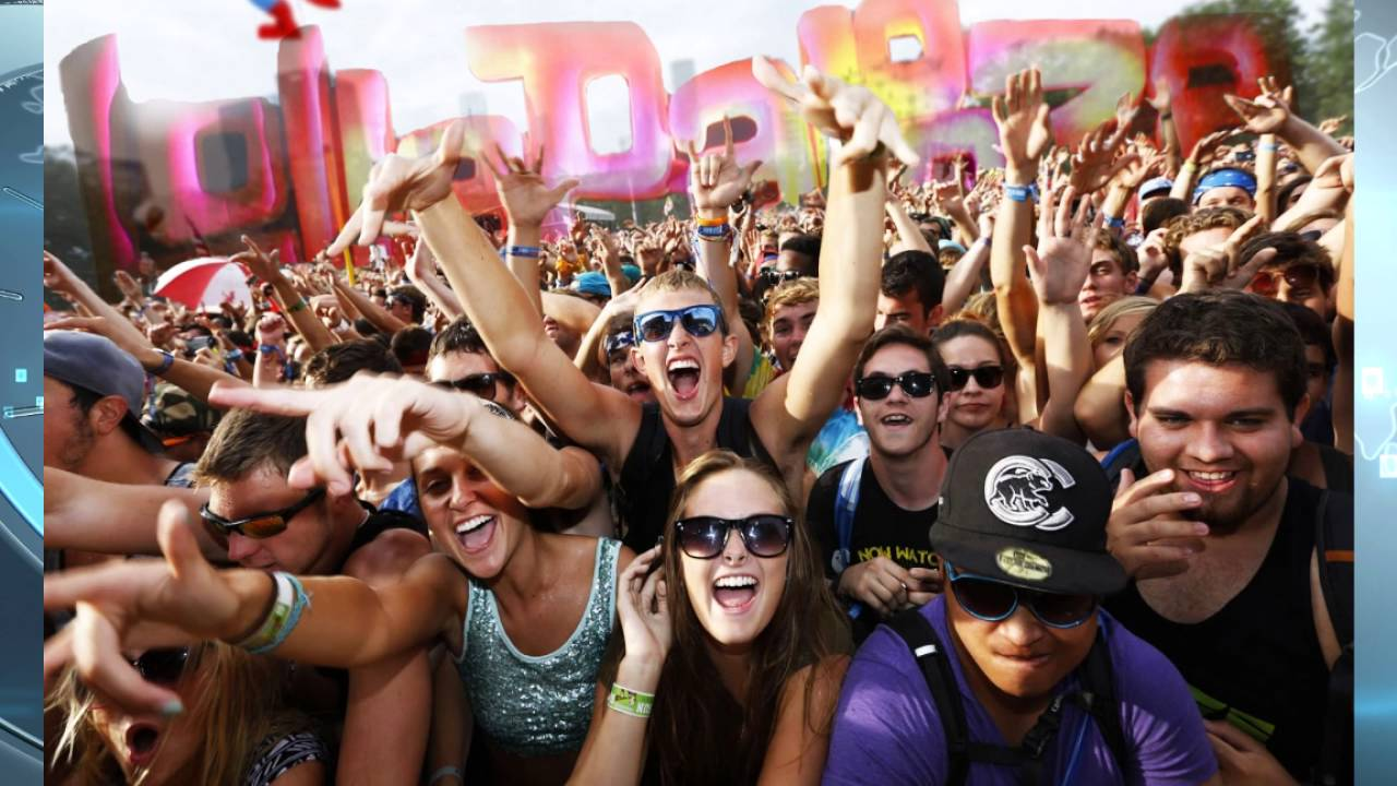 Lollapalooza Survival Guide: 'Fun' with 100000 sweaty humans