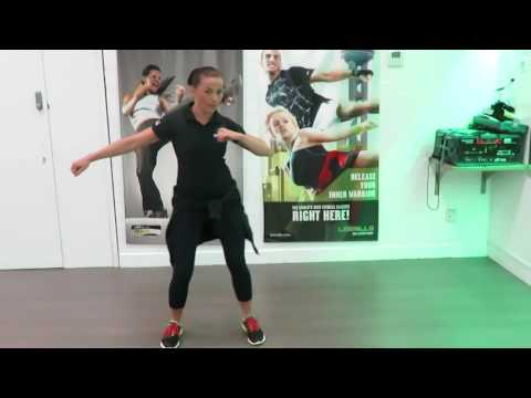 ZUMBA – Merengue Basic Steps