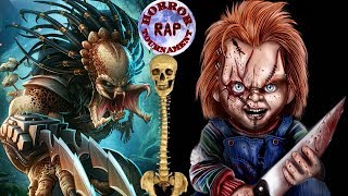 PREDATOR vs CHUCKY. Horror Rap Tournament. 1 2 финала. 1 из 4.