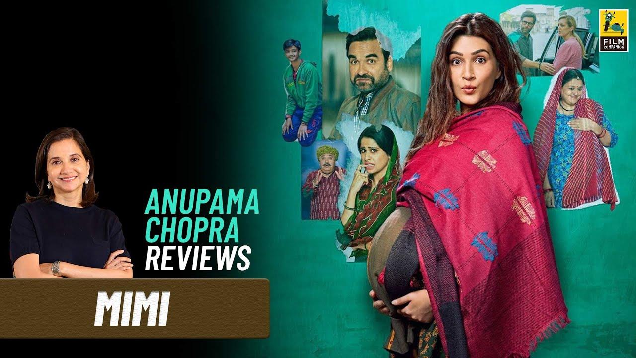 Download Mimi | Bollywood Movie Review by Anupama Chopra | Kriti Sanon, Pankaj Tripathi | Film Companion