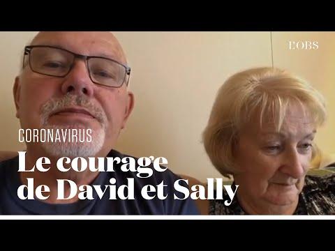Le couple anglais qui tenait le carnet de bord vidéo du Diamond Princess touché par le coronavirus