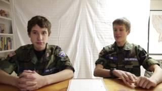CAP info how to wear the BDU uniform