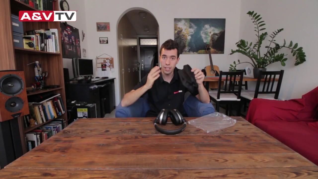 Sennheiser HD 4.50 BTNC Wireless zajzáras Bluetooth fejhallgató teszt  AV-Online a386f4e307