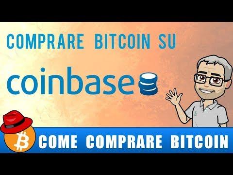 Come Comprare Bitcoin Con Coinbase - Guida Facile!