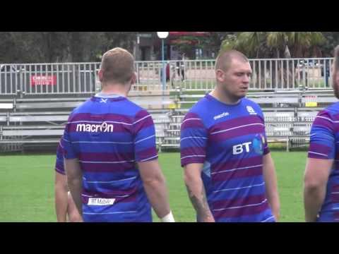 Australia v Scotland preview