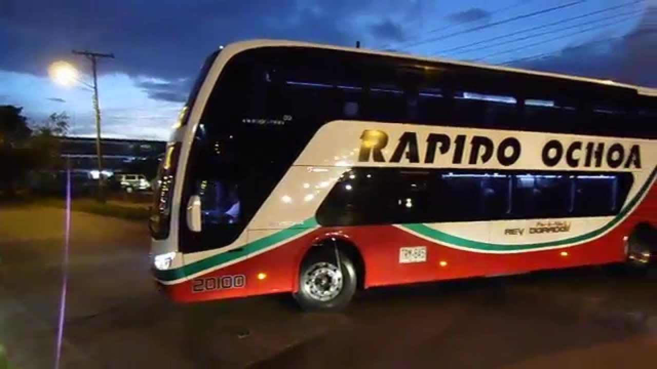 Rápido Ochoa bus vip