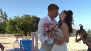 Романтическая церемония на Ривьера Майя(, 2013-02-07T16:25:32.000Z)