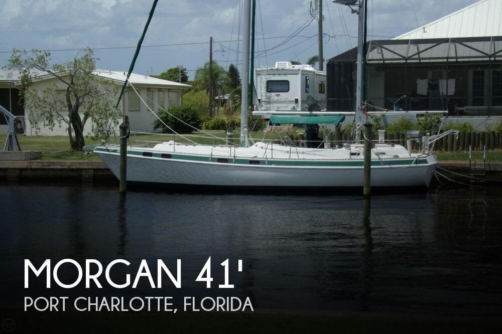 Unavailable Used 1980 Morgan 415 Out Island Ketch In