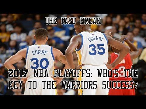 2017 NBA Playoffs: Who