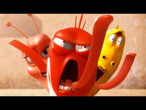 LARVA - DANCE BATTLE   2017 Movie   Cartoons For Children   Kids TV Shows Full Episodes