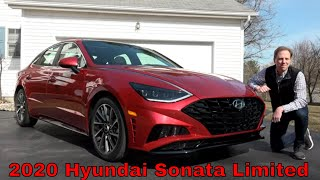 2020 Hyundai Sonata | A Stylish Composition | Steve Hammes