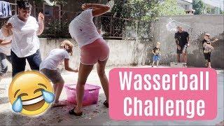 Wasserball-Challenge mit der ganzen Familie ♡ TeamHarrison