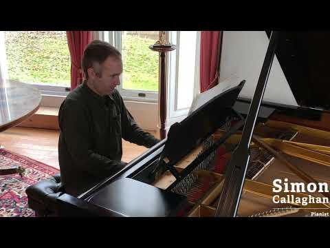 Roger Sacheverell Coke: Berceuse — Simon Callaghan, piano