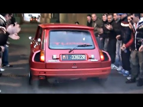 """Tuned Cars Go CRAZY In A Tunnel Feat. MAD CROWD 