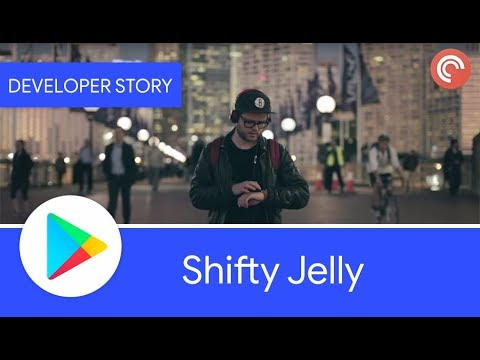 Android Developer Story: Shifty Jelly — Building a No. 1 Podcasting App
